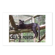 Black Power Postcards (Package of 8)