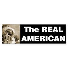 The REAL American Bumper Sticker