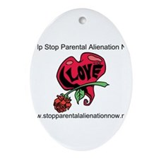 Keepsake Gifts Ornament (Oval)