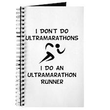 Do An Ultramarathon Runner Journal