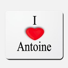 Antoine Mousepad