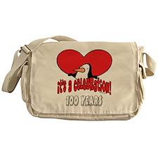 100th Celebration Messenger Bag