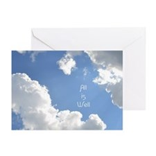 All is Well Greeting Cards (Pk of 20)
