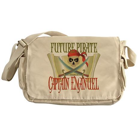 Future Pirates Messenger Bag