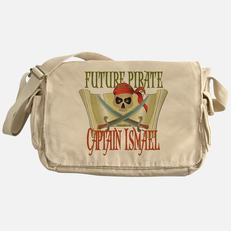 Captain Ismael Messenger Bag