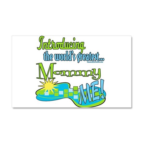 Best Mommy Car Magnet 20 x 12