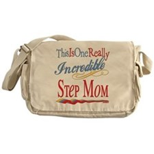 Incredible Step Mom Messenger Bag
