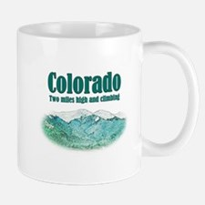 Colorado 2 Miles High Mug