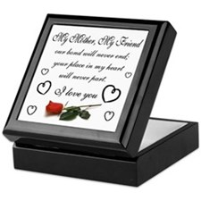 My Mother, My Friend Keepsake Box