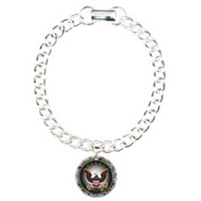 USN Eagle Honor Courage Commi Bracelet