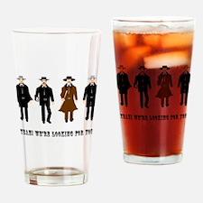 OK Corral Drinking Glass