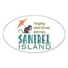 Sanibel Rat Race - Decal