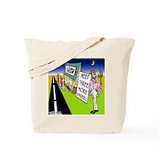 Need Three More Singers Tote Bag