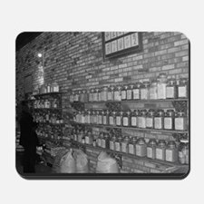 BW Spice Shop Mousepad