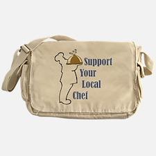 Local Chef Messenger Bag
