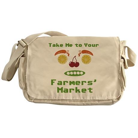 Take Me Messenger Bag