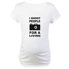 I Shoot People For A Living Shirt