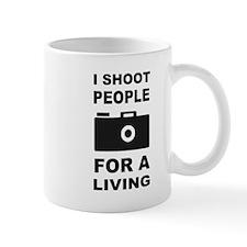 I Shoot People For A Living Mug