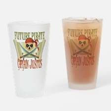 Captain Justus Drinking Glass