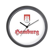 Cool Germania Wall Clock
