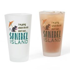 Sanibel Rat Race - Drinking Glass