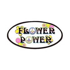 Flower Power Patches