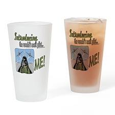 Future Pilots Drinking Glass