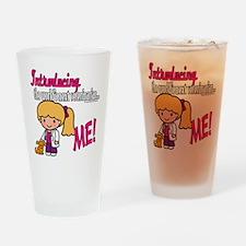 Future Veterinarian Drinking Glass