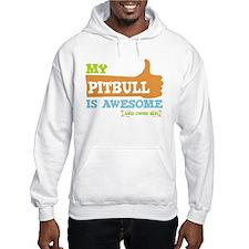 Awesome Pitbull Hoodie