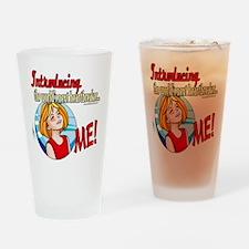 Future Heartbreaker Drinking Glass