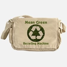 Recycling Machine Messenger Bag
