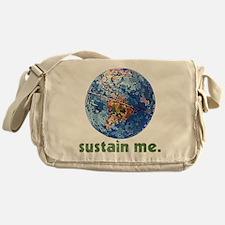 Sustain Me Messenger Bag