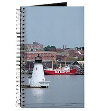 Palmer Island Lighthouse Journal