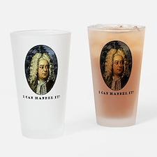 I Can Handel It Drinking Glass