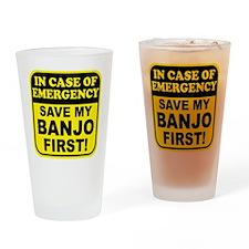 Banjo Emergency Drinking Glass
