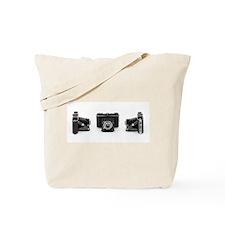 Retro Photography Tote Bag