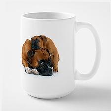 Boxer 3 Ceramic Mugs