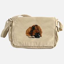 Boxer 3 Messenger Bag
