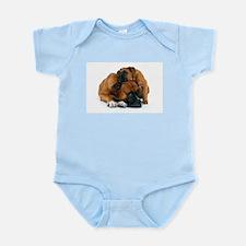Boxer 3 Infant Bodysuit