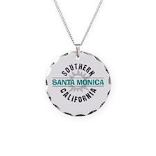 Santa Monica California Necklace