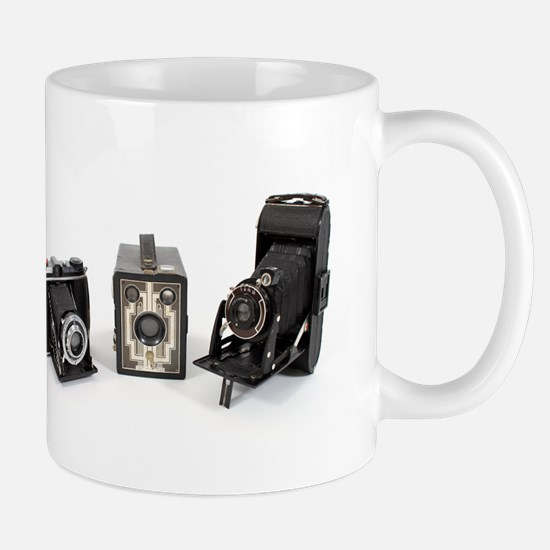 Retro Cameras Mug