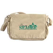 I love my Seabee Messenger Bag