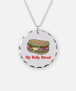 My Daily Bread Necklace