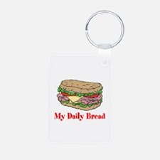 My Daily Bread Keychains