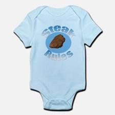 Steak Rules Infant Bodysuit