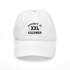Property Of XXL Cojones Baseball Cap
