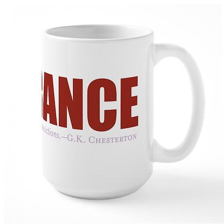 Tolerance Large Mug