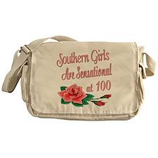 Sensational 100th Messenger Bag