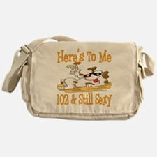 Cheers on 102nd Messenger Bag