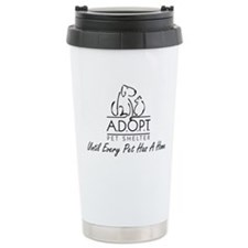 Cute A.d.o.p.t Travel Mug